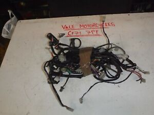 PIAGGIO HEXAGON 125 WIRING LOOM HARNESS 2001 ONLY 4700 K MILES