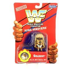 Goldust WWF 1997 Playmates Toys Ringmasters WWE Mini Figure Sealed