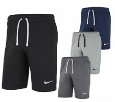 Nike Mens Fleece Shorts Sports Fitness Gym Casual Training Jogging Short S M L