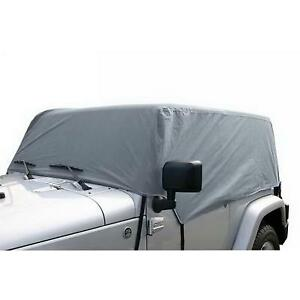 Rampage 4 Layer Cab Cover (Gray) - 1263