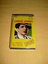 Carlos Gardel Cassette audio Tape Compilation