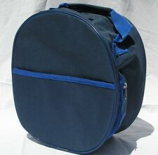 Rhinegold Riding Hat Storage Bag Assorted Colours Stable Tack Room Clean Secure Navy