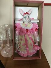 Carol Anne Doll Ms. Azalea Bunnyworth LE 1797/5000 Musical