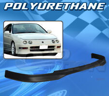 FOR ACURA INTEGRA 94-97 JDM-R STYLE FRONT BUMPER LIP BODY KIT POLYURETHANE PU