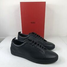 Hugo Boss Men's Zero Tenn Dark Blue Sneaker Shoes