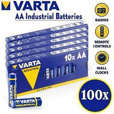 100x VARTA AA Industrial Alkaline Batteries 4006 MN1500 1.5V LR6 MIGNON