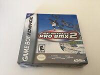 Mat Hoffman's Pro BMX 2 (Nintendo Game Boy Advance, 2002) GBA NEW