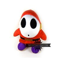 SUPER MARIO BROS. TIPO TIMIDO GRANDE PELUCHE 25 CM plush shy guy new 2 boo koopa