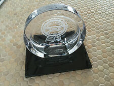 PORSCHE 964 911 CARRERA 4 MOTORWEEK OFFICIAL DREAM MACHINE AWARD TROPHY 1990