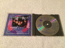 DURAN DURAN ARENA EARLY JAPAN CD AUDIOPHILE NO BARCODE PARLOPHONE CDP 7 46048-2