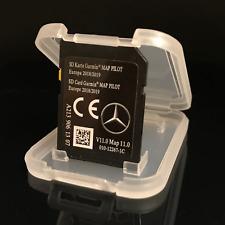 Mercedes V11 Audio20 Touch Pad MAP GARMIN NAVIGATION SD Card C, E, GLC, V 2019