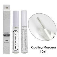 Eyelash Coating Clear Mascara Coating Sealant False Eyelash Extension Tool 10ml