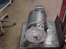 Hyster 325744 Forklift Drive Motor