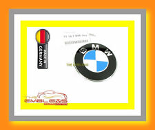 NEW BMW E85 E86 E89 Z4 FRONT BUMPER COVER EMBLEM DECAL BADGE OEM MADE IN GERMANY