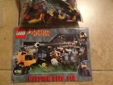 Lego Alpha Team (4795) Deep Sea Mission Ogel Underwater Base and Sub