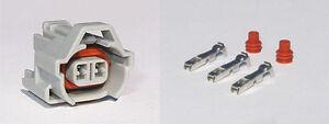 6 Nippon Denso Fuel Injector connector kits – Toyota Sard Tomei Blitz 1JZ 2JZ