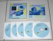 Box 5 cd WOLFGANG SCHNEIDERHAN The 1950s Concerto Recordings Deutsche Grammophon
