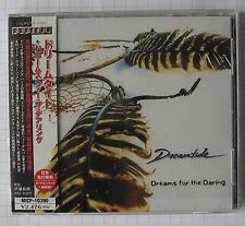 DREAMTIDE - Dreams For The Daring + 1 BONUS JAPAN CD OBI MICP-10390