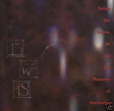 LONG WINTER'S STARE - before the dawn.....CD