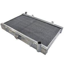 CXRacing 3 Rows Aluminum Radiator For 89-94 Nissan 240SX S13 SR20DET MT