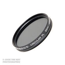 Kood Pro 55mm Circular Polariser Filter, Polarising, Made in Japan