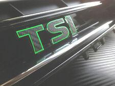 Scirocco 3 Golf VI VII 7 6 TSI Zeichen Emblem Kühlergrill Schriftzug Logo Grill