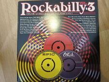 CBS Epic Okeh Rockabilly classics 3 Ronnie Self Ersel Hickey Jaycee Hill etc