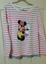 "LADIES ""MINNIE MOUSE"" TOP SIZE 10 - BNWT"