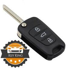 3 Button Remote Key Fob Case Fits Kia Ceed Picanto Sportage Hyundai i20 i30 ix35