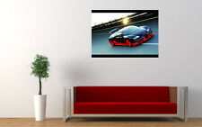 BUGATTI VEYRON SUPER SPORTS NEW GIANT LARGE ART PRINT POSTER PICTURE WALL