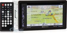 "SOUNDSTREAM 6.2"" Double-DIN Bluetooth & GPS Navigation Car Stereo | VRN-65HB"