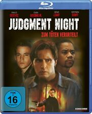 Judgment Night (1993) Emilio Estevez BLU-RAY Import BRAND NEW - USA Compatible