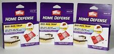 Lot Of 3 Ortho Home Defense Bed Bug Trap Pest Control