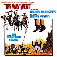 Bronislaw Kaper conducted by Andre Previn - The Way West (Original Soundtrack)