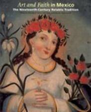 📚 Art and Faith in Mexico Textbook UNM Paperback PB Retablo Tradition BOOK L👀k