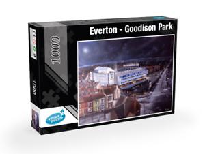 Everton, Goodison Park  - 1000 piece Jigsaw