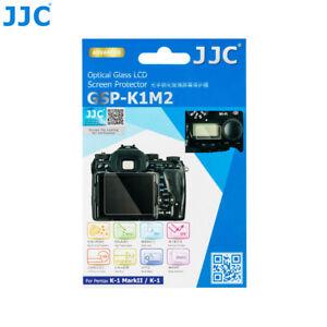 JJC Optical Ultra-thin Camera LCD Screen Protector Guard for Pentax K-1 Mark II
