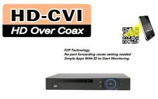 HD-CVI 4MP DVR 8 Channel 4 MegaPixel 1080p 720p CVR HDCVI Analog IP Dahua HCVR