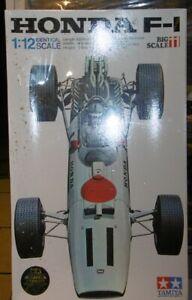 Tamiya Honda 1/12 Big Scale Model Kit No.11 - Honda F1 RA273 1967 John Surtees