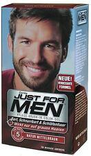 Just For Men M35 | Brush-In | Beard | Moustache | Medium Brown  28g - 3 Pack