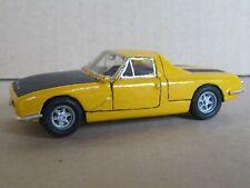 28I RD Marmande Mean Sonora 1970 Coupé Renault 1600S 1:43 Kit en Bois