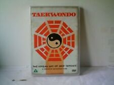 Taekwondo - The Korean Art of Self Defence - DVD  NEW SEALED FREEPOST