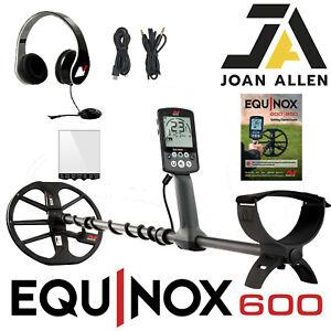 Minelab Equinox 600 Waterproof Metal Detector