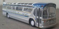 Corgi Classics Greyhound Fishbowl bus NYC World's Fair NIB C54307 w/mirrors