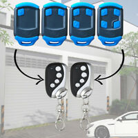 2x Blue Gate/Garage Remote Control Compatible For Centsys/Centurion NOVA AU