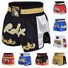 RDX Muay Thai Fight Shorts MMA Grappling Kick Boxing Trunks Martial Arts UFC ML