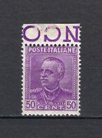 #828 - Regno - 50 cent Vittorio Emanuele III, 1928 - Nuovo (** MNH)