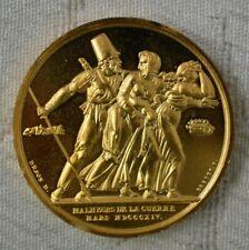 Médaille  Collection Impériale - Malheurs de la Guerre  * Présentoir offert *