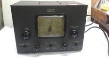Vintage Echophone Commercial Radio SW 1940 Hallicrafter  Ham WW II GI Radio
