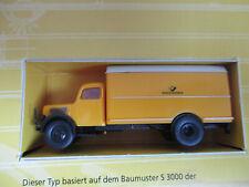 BREKINA H0 Sonder-Edition der DBP, Magirus S 3500, unbespielt im Karton !!!